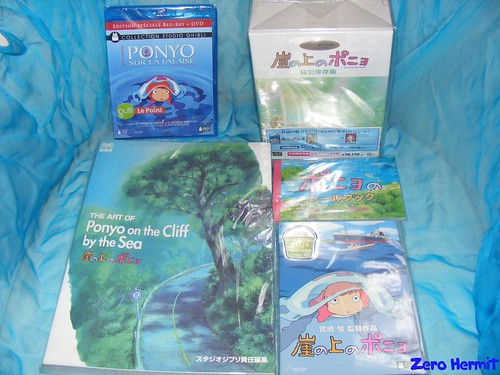 Ponyo Collection