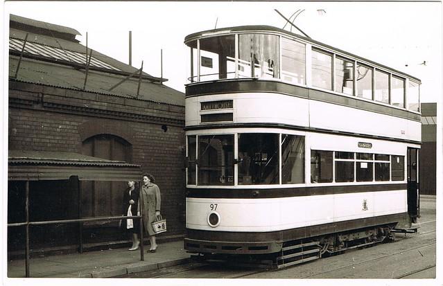 The Millhouses Tram, Sheffield Tramway
