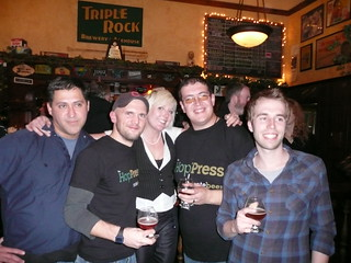 Rate Beer's Hop Press staff | by jbrookston