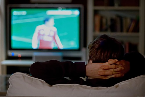 watch TV   by D.Reichardt