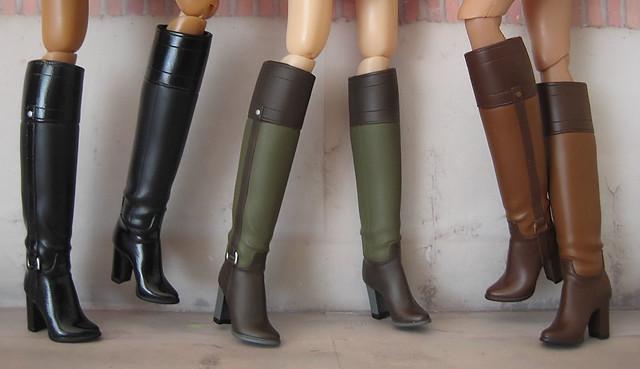 Momoko boots