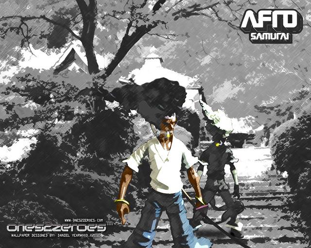 Ones2zeroes Afro Samurai Wallpaper 1280x1024 Daniel