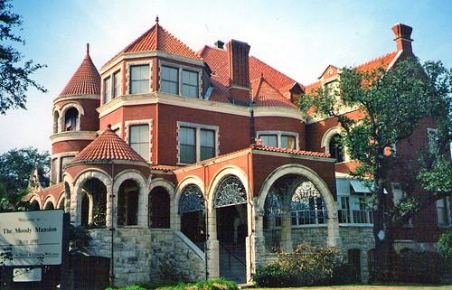 Moody Mansion Museum: Galveston, Texas