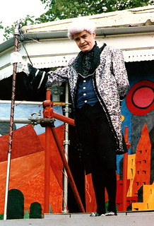 Dan Mullane as Malvolio