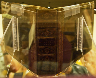 Gutenberg Bible - Spine | by NYC Wanderer