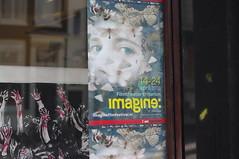 imagine film festival poster