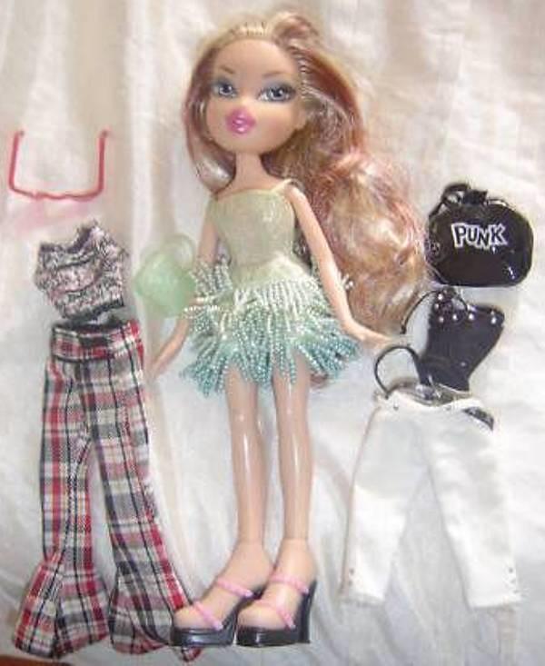 Bratz Dolls X Two Sweetheart Lilee Won On Ebay Auction O Flickr