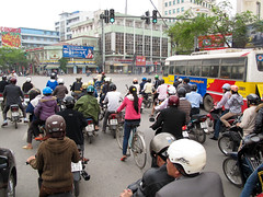 Hanoi traffic | by kyorei