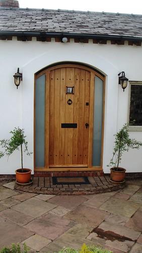 New Front Door   by Ken Doerr