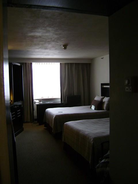 Habitación, Hotel Galería Plaza, Zona Rosa, Ciudad de México/Room, Galeria Plaza Hotel, Mexico City - www.meEncantaViajar.com