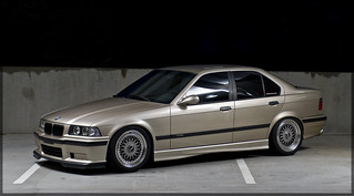 Matt Bmw E36 325is S52 Swap Bbs Rs Test Edit Halston Pitman