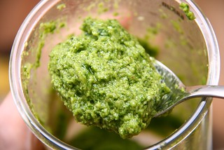 Parsley Pesto | by Katrin Gilger