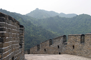 Great Wall of China at Mutianyu | by adamclyde