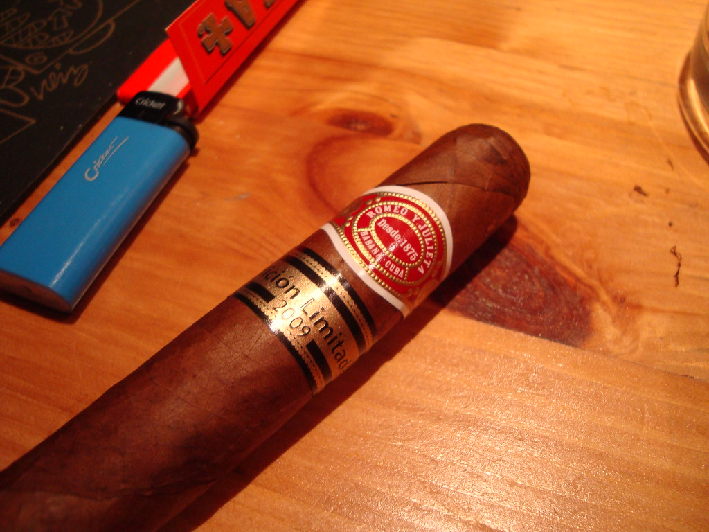Romeo y Julieta Duke 2009 Edition Limiteda