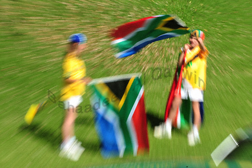 Zooming effect for Kids celebrating in South Africa Street (without Photoshop) | by Bahaadeen Al Qazwini