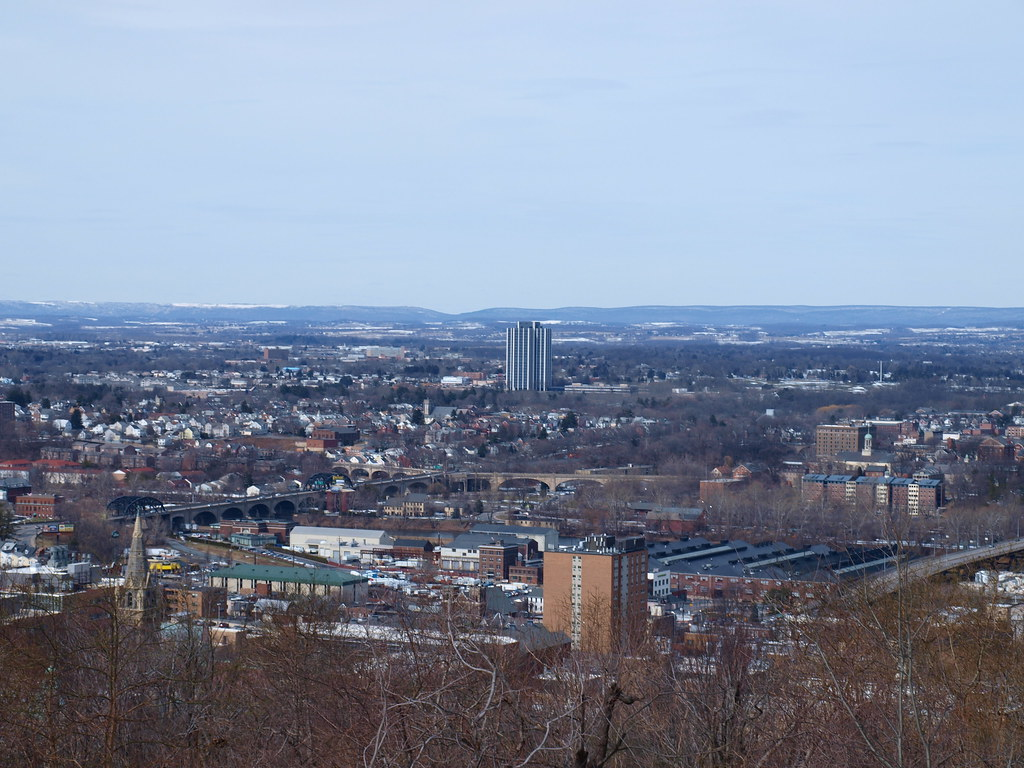 Overview Of Bethlehem Pa And The Lehigh Valley Photo Credi Flickr