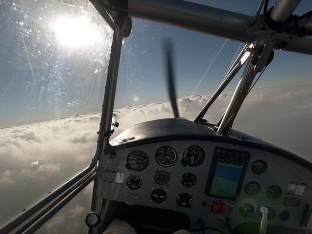 Microlight Flight