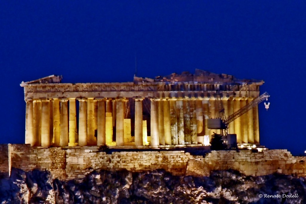 Acropolis Blue Hour