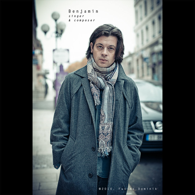 Day 100 - Benjamin Biolay, chanteur et compositeur (2)