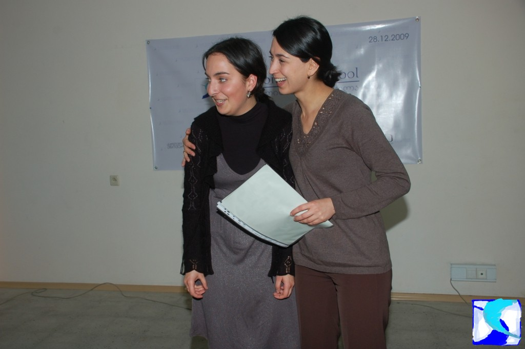 PR School - მე და მაია