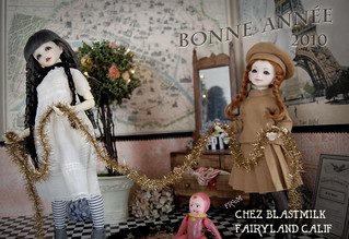 Bonne Année 2010   by blastmilk
