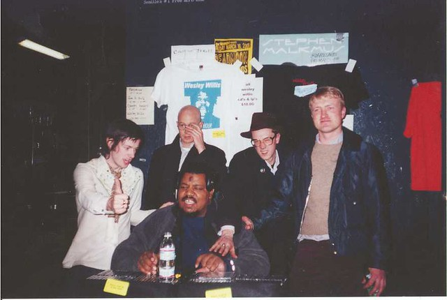 Country Teasers & Wesley Willis