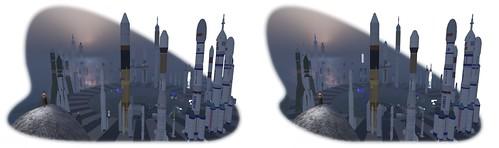 ISM Rocket Ring, X3D