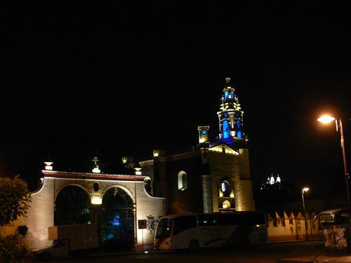 Iglesia de Zacatlan