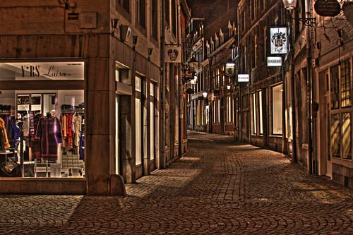 Stokstraat in Maastricht | by Peter Köves