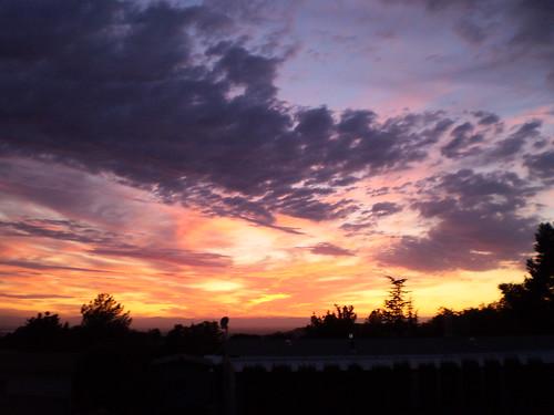 sunset purplesunset kellyridge oroville orovilleeast california northerncalifornia nature
