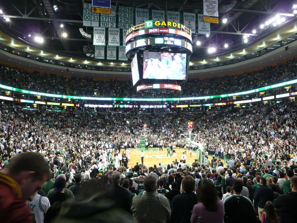 Boston's TD Boston Garden