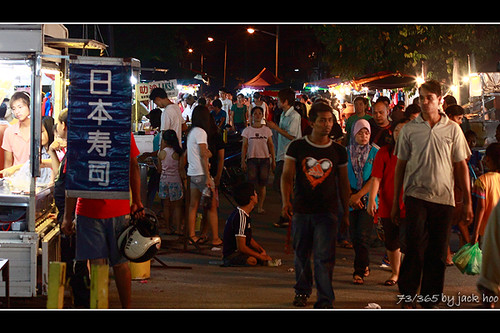 73/365 : a walk in pasar malam | by Jack Hoo