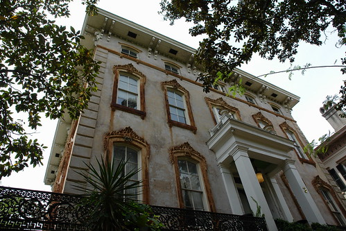 Architectural Detail - Savannah, Georgia | by Elvis Pépin