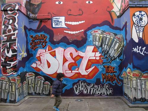 Diet Graffiti | by duncan