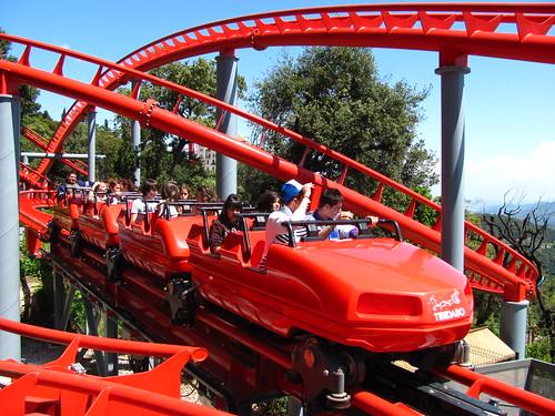 Tibidabo 040   by Roller Coaster Philosophy