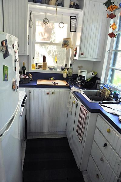 Small Cottage Kitchen Small Cottage Kitchen Flickr