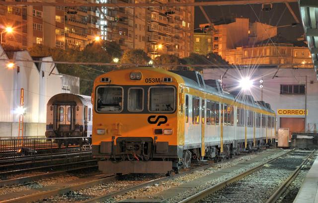 Camello Comboios Portugal