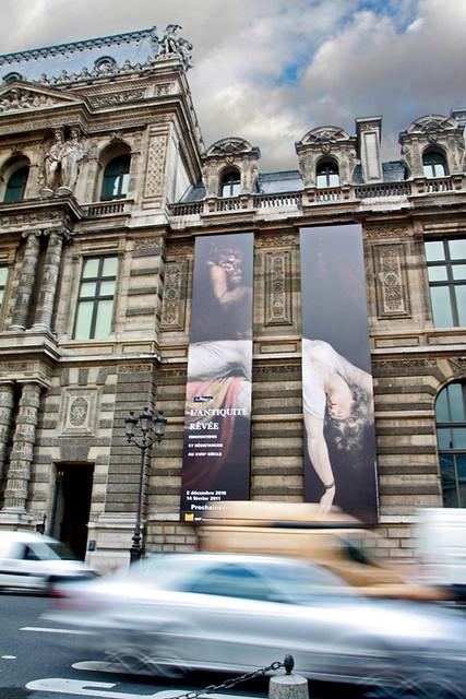 900e : L'antiquité rêvée...au Louvre