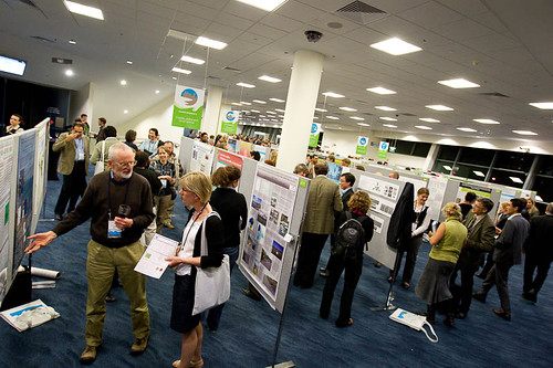 Welcome Reception & Day 1 Poster Session | by NCCARF