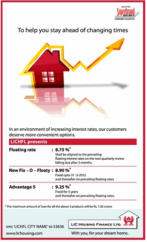 LICHFL Home Loan Offer | by Ravi Karandeekar