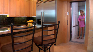 Private elevator from enclosed parking to all levels of your residence | by keyweststeamplant