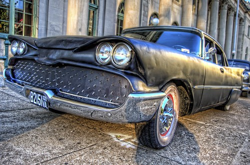 truck nc nikon rat northcarolina pickup pickuptruck hotrod chrysler hdr winstonsalem topaz ratrod hrw photomatix kustomkulture heavyrebelweekender dougjohnson d700 worldcars topazadjust