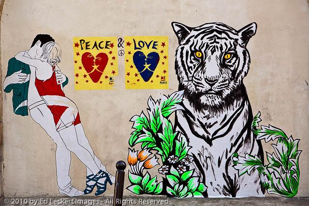 Peace & Love, Paris, France