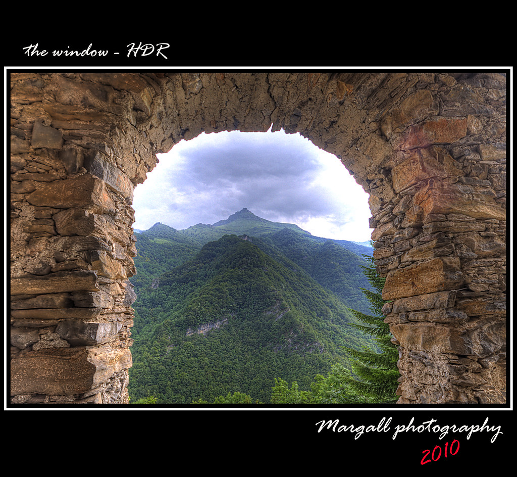 The window - HDR by Margall by galletto marco