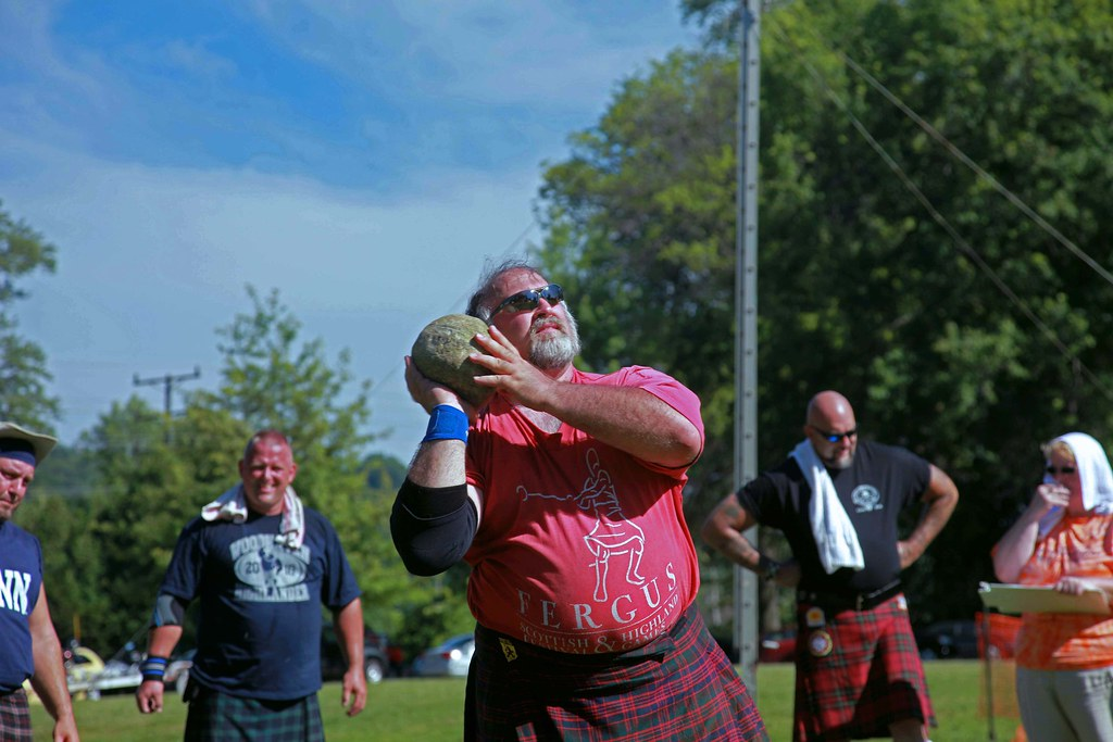 117 Ithaca Scottish Games