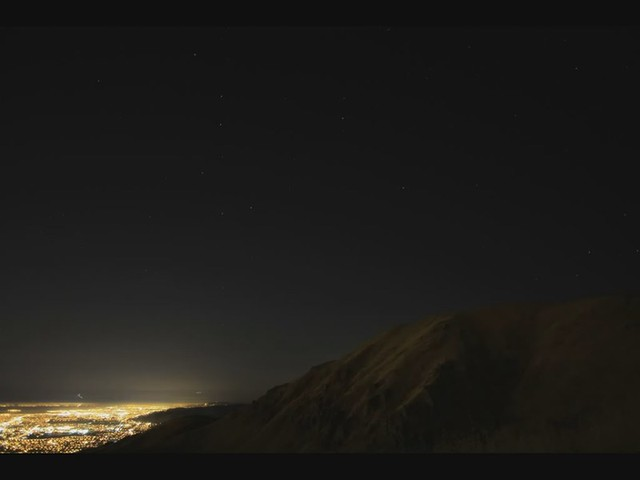 Mission Peak Timelapse