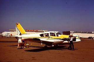 Piper Aztec N6047Y