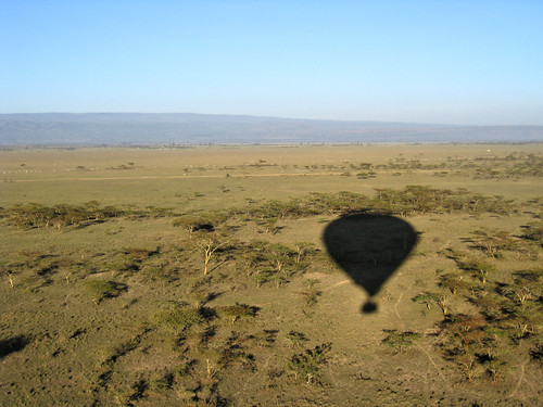 balloon flying silhouette shadow geotagged geo:lat=045052064128818486 geo:lon=361644172668457 fromabove kenya set:name=200911kenya 0tagged hotairballoon elementaita