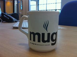Edge Hill University College: mug | by Michael Nolan