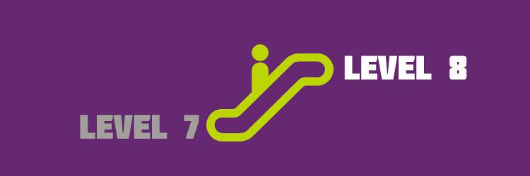 level 8 degree | From level 7 degree to level 8 degree | Sean MacEntee |  Flickr